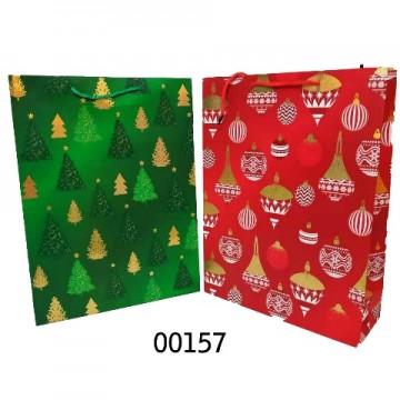 00157 CHRISTMAS GIFT BAG