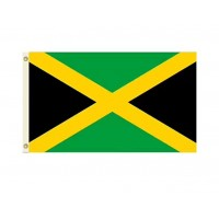 02431 JAMAICA FLAG