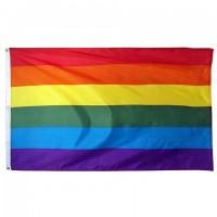 02432 RAINBOW FLAG
