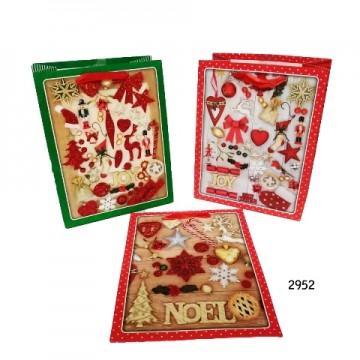2952 CHRISTMAS GIFT BAG
