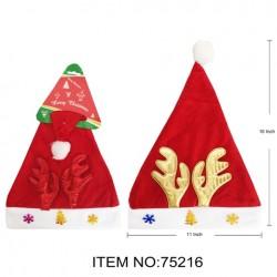 75216 CHRISTMAS HAT