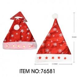 76581 CHRISTMAS HAT