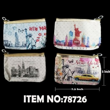 NEW YORK COIN PURSE  78726