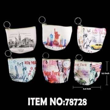 NEW YORK COIN PURSE 78728