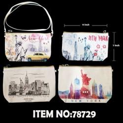 NEW YORK CROSS BAG 78729