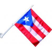 02419 PUERTO RICO HAND FLAG