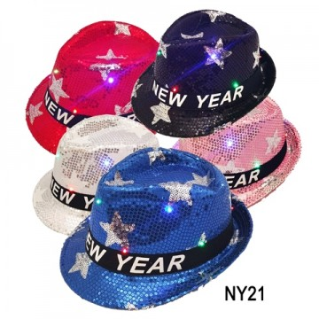NY21 NEW YEAR